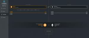 تبدیل ارز رمزنگاری